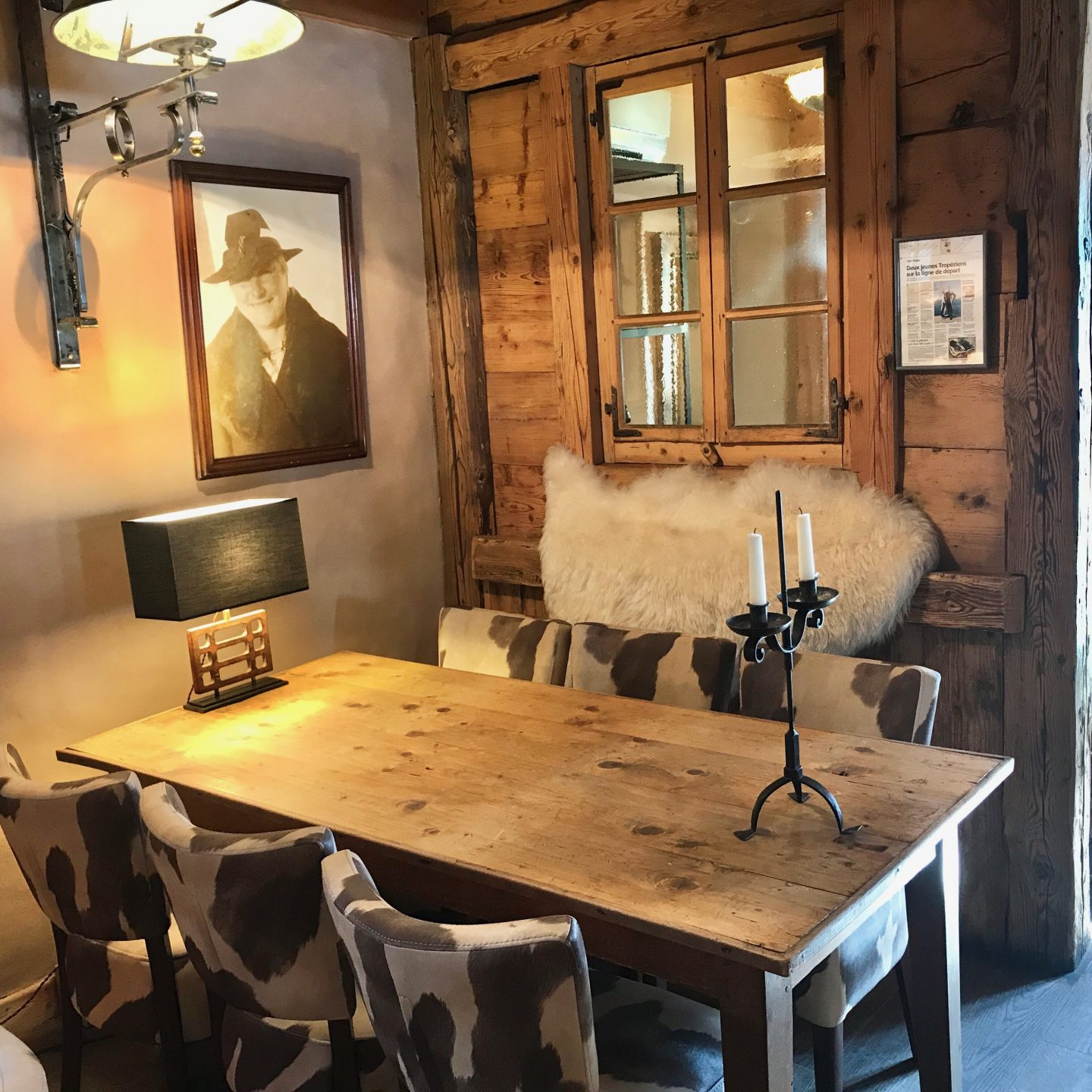 16403da8044 I was very fortunate to have one of the Sotheby´s real estate agents show  me around some of the most luxurious homes in Megève, so I could share with  you my ...